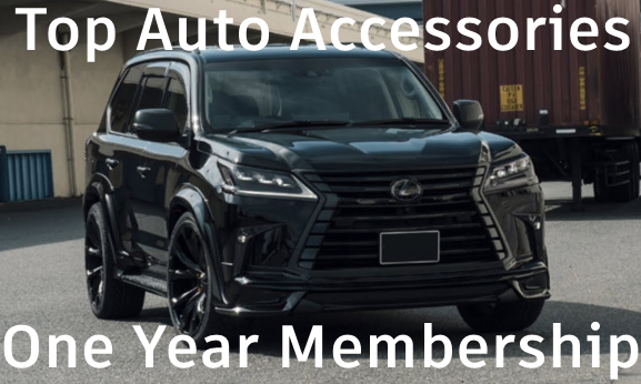 Top Auto Accessories Membership