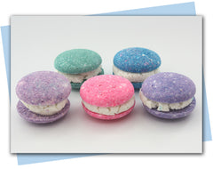 Macarons (Bubble Bombs)