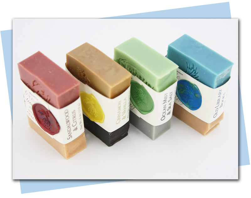 Soaps for the Magically Inclined