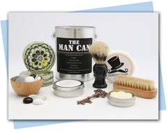 Man Can (Men who Shave)