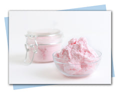 Emulsified Sugar Scrub