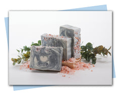 Salt Spa Bar (Spearmint & Eucalyptus)