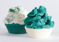 Baby Shower Favors: Cupcake Soaps