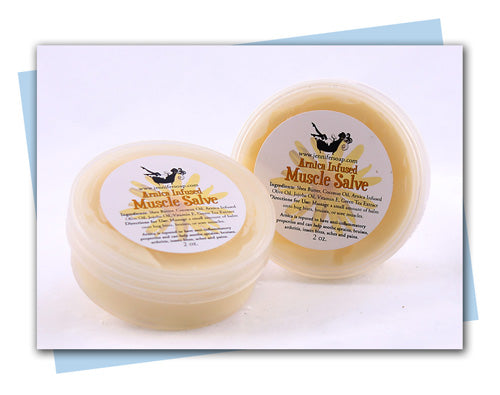 Muscle Soothe Salve
