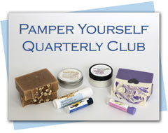 Pamper Yourself Club (Quarterly Subscription)