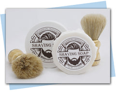 Shaving Soap: Sandalwood