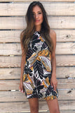 Fall Crush Floral Dress