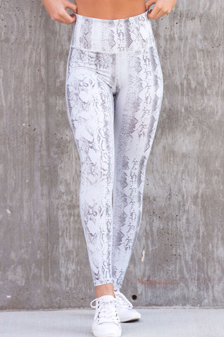 Serpentine Highwaist Activewear Leggings