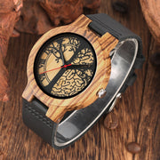 Life Tree Wooden Watches