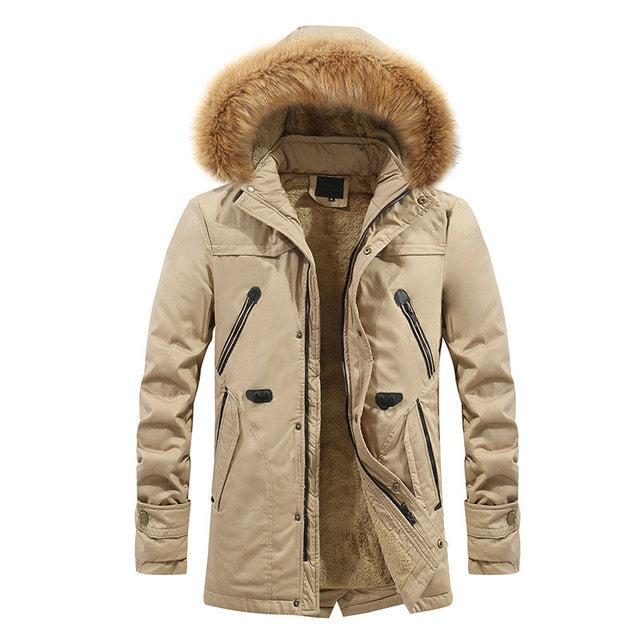 Yukon Winter Parka