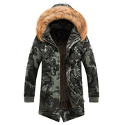Camo Winter Parka