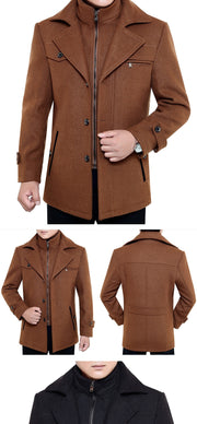 Brighton Pea Coat