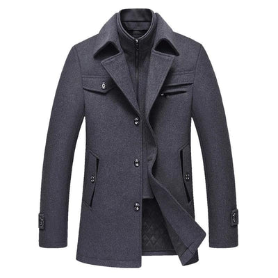 Androd Estate Peacoat