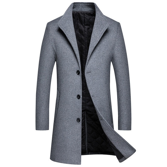 Kingston Peacoat