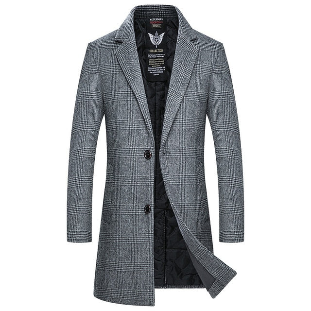 Chester Peacoat