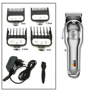 Cordless All-metal Professional Hair Clipper