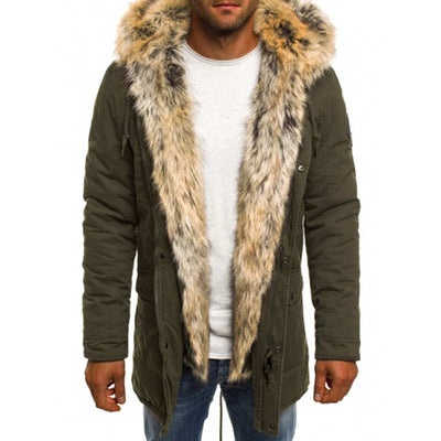 Grizzly Winter Parka