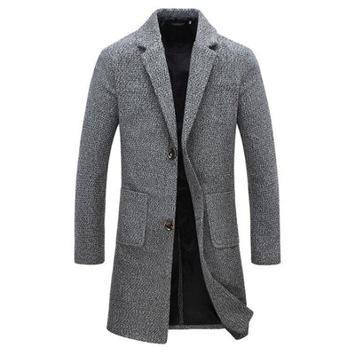 Oxford Peacoat