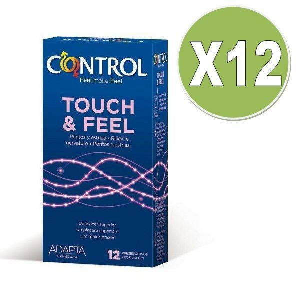 Control Especiales Control Touch And Feel 12 Unid Pack 12
