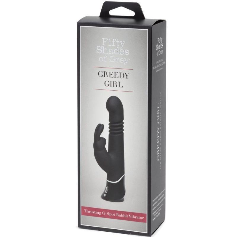 Fifty Shades Of Grey Toys Vibradores Hi-tech Fifty Shades Of Grey Greedy Girl Vibrador Up&down