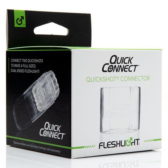 Fleshlight Masturbadores El Fleshlight Adaptador Quickshot Quick Connect