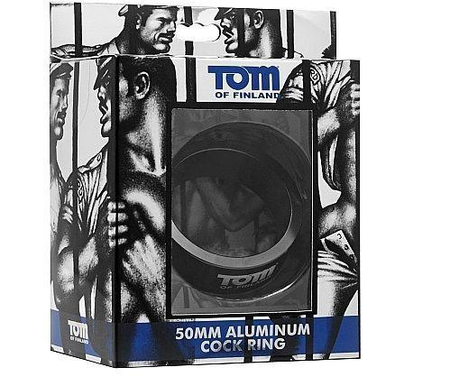 Tom Of Finland Accesorios Para El Pene Tom Of Finland Aluminium Anillo 60ml