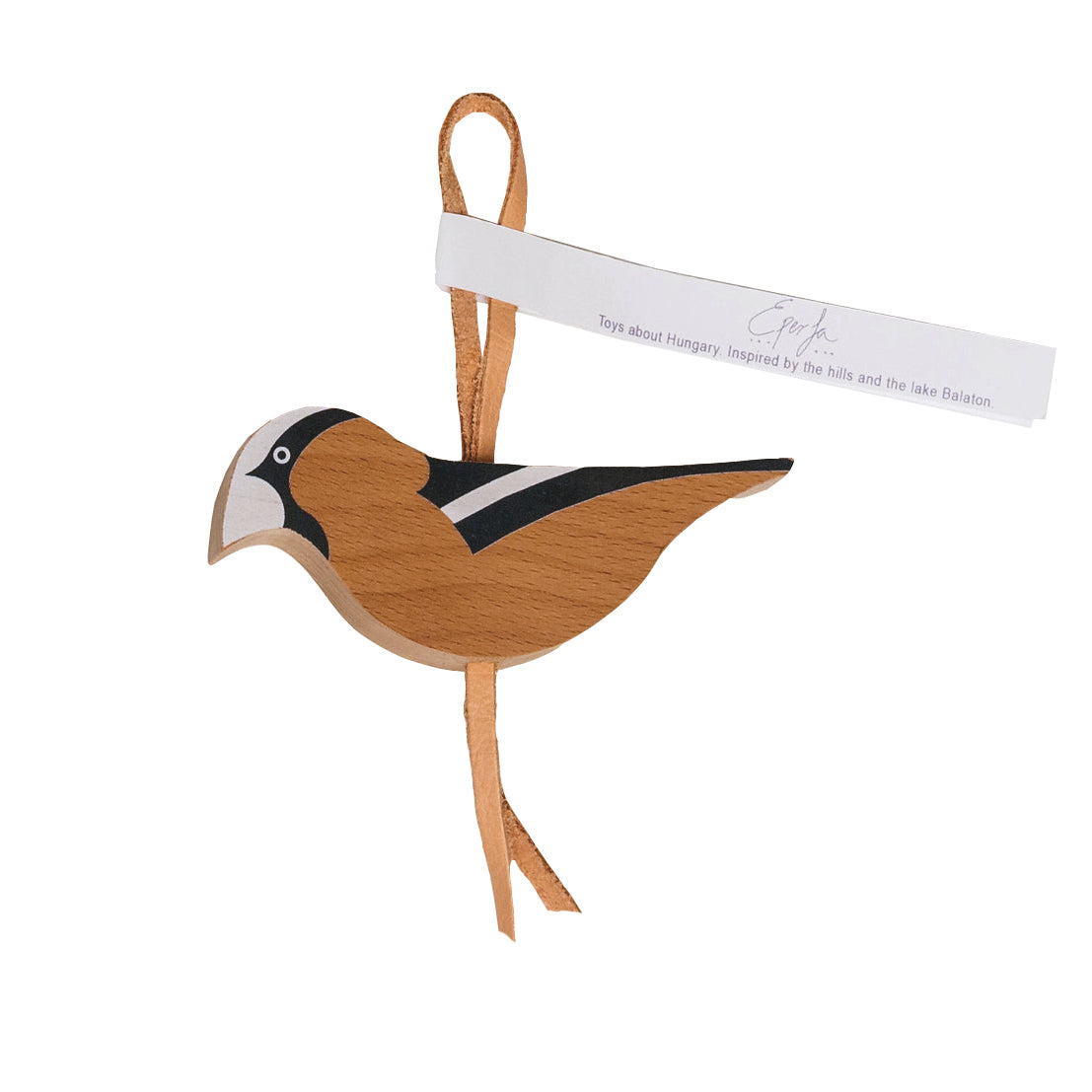 Eperfa wooden hawfinch