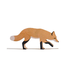 Eperfa wooden fox