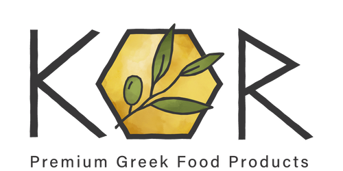 KOR Premium Greek Food Products