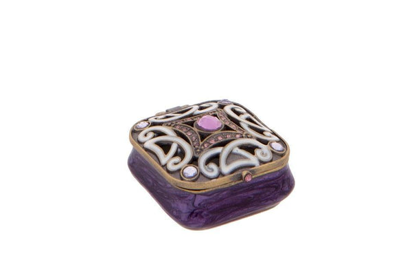 Art Nouveau Trinket Box Trinket Boxes FoxyAvenue