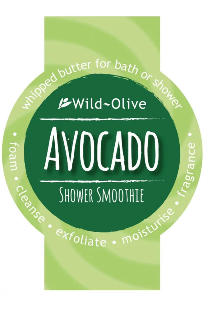 Avocado Shower Smoothie Shower Smoothie Wild Olive