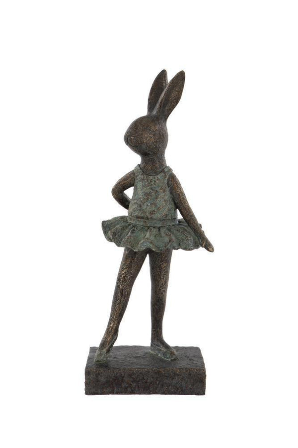 Ballerina Rabbit Ornament FoxyAvenue