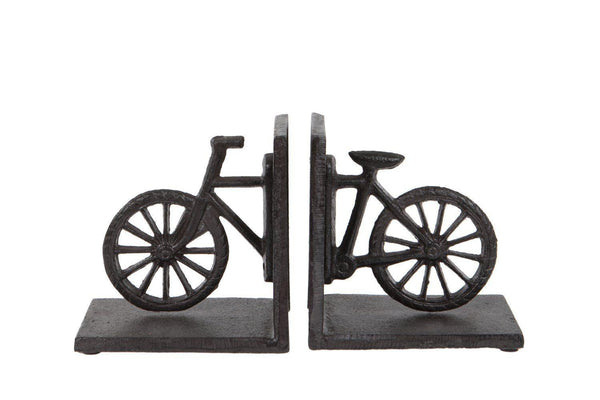 Bicycle Bookends Book Ends FoxyAvenue