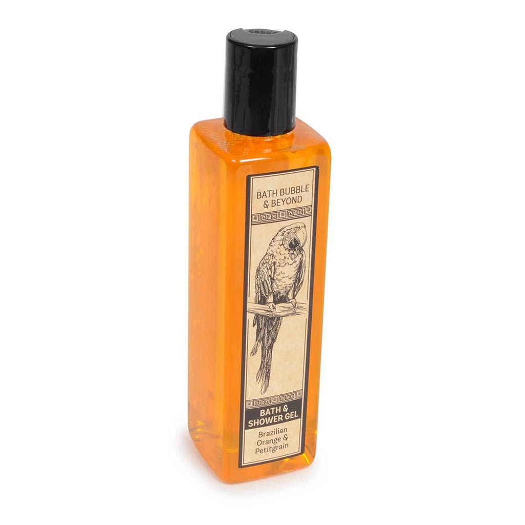 Brazilian Orange & Petitgrain Bath and Shower Gel Shower Soaps & Gels Bath Bubble & Beyond
