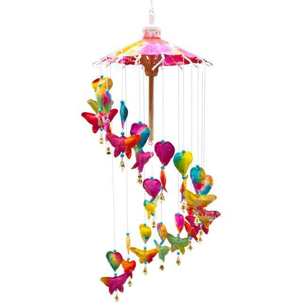 Buttefly Paper Mobile Hanging Mobiles Something Different