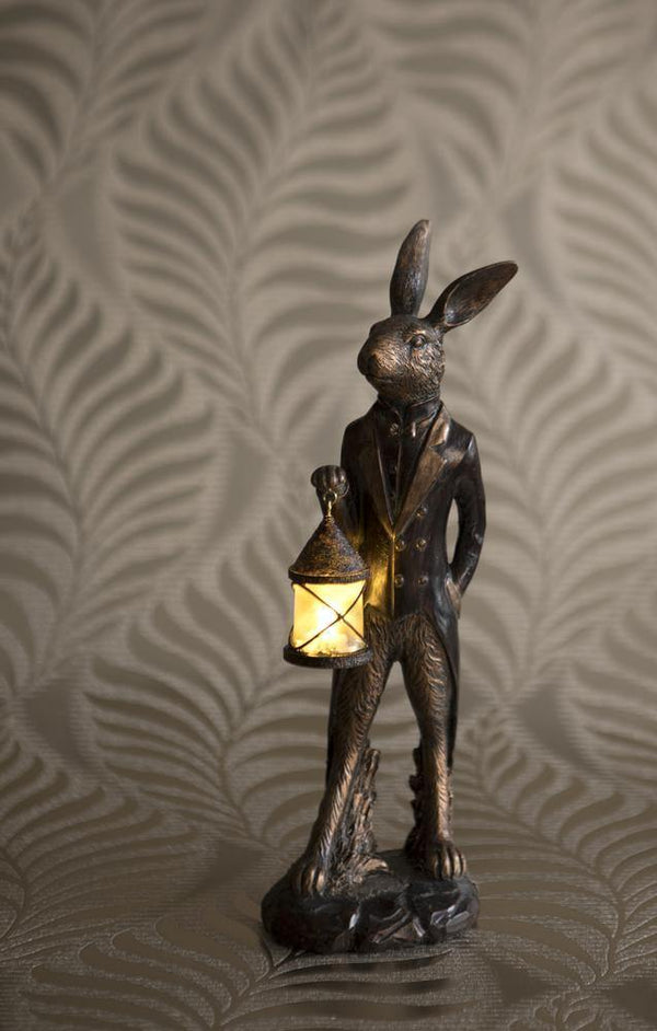 Debon-Hare Ornament HomeDecor FoxyAvenue