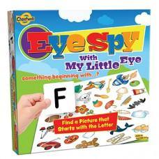 Eye Spy With My Little Eye Kids Games Cheatwell Games