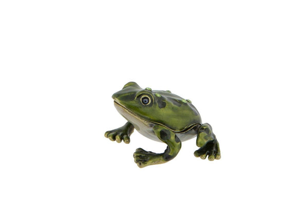 Frog Trinket Box Trinket Boxes FoxyAvenue