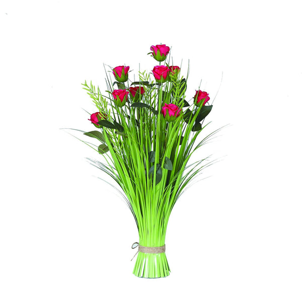 Grass Floral Bundle Rose HomeDecor Straits