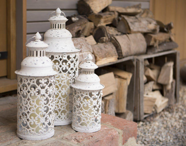 Nettuno Lanterns Set of 3 FoxyAvenue