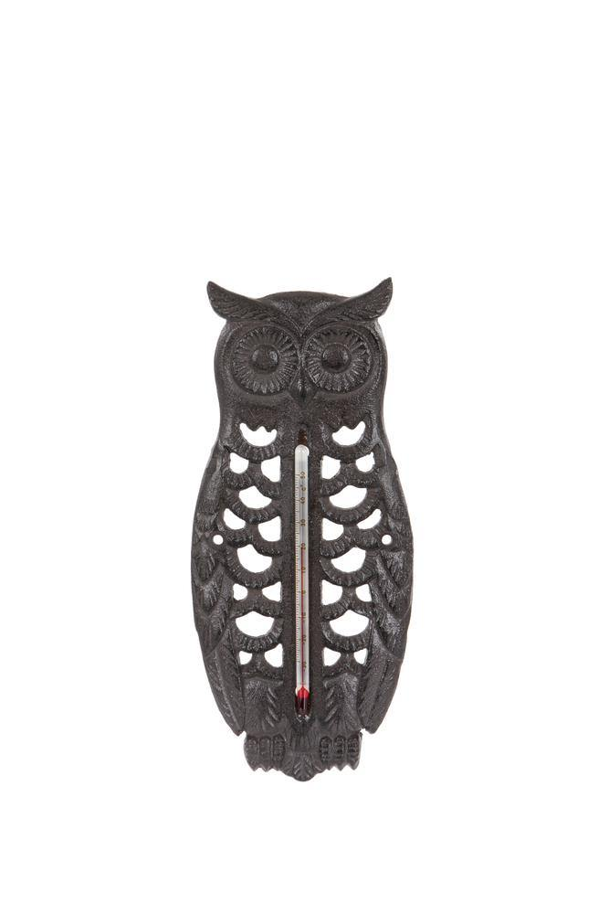 Owl Thermometer Thermometer London Ornaments