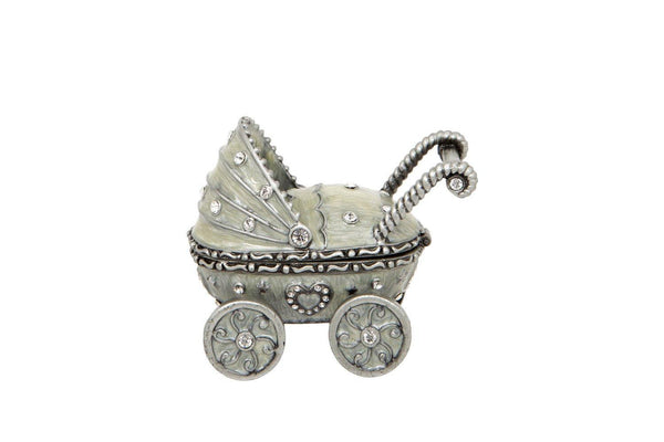 Pram Trinket Box Trinket Boxes FoxyAvenue