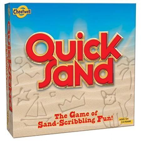 Quicksand Kids Games Cheatwell Games