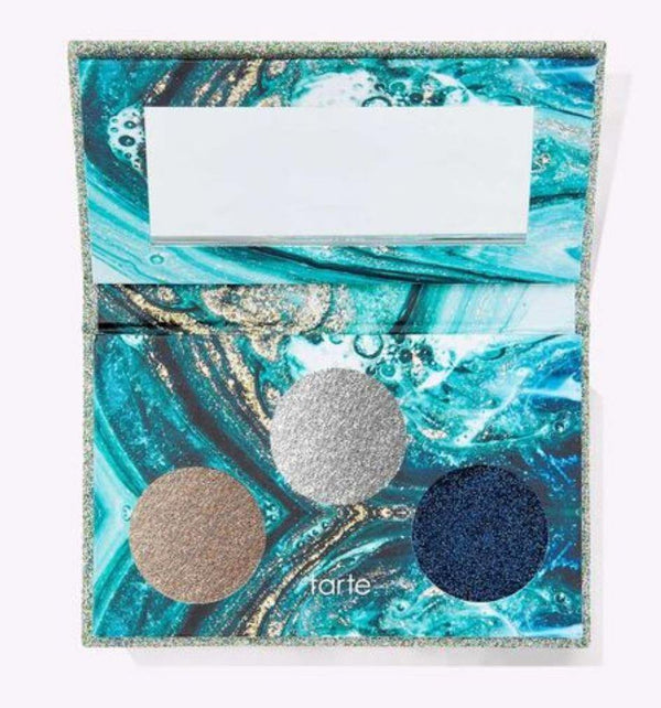 Rainforest of the Sea™ foil finger paint trios - Lunar Makeup Tarte