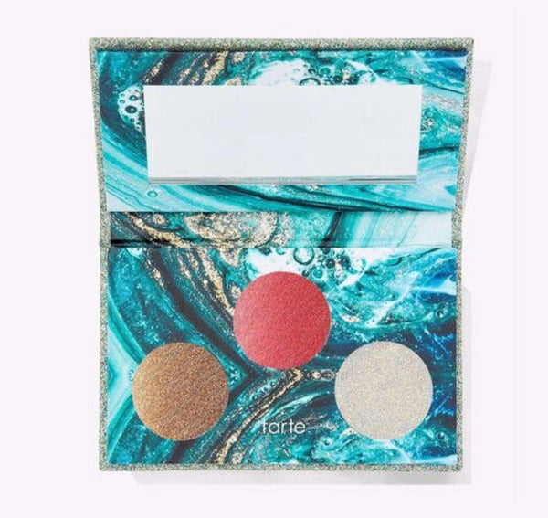 Rainforest of the Sea™ foil finger paint trios - Milky Way Makeup Tarte