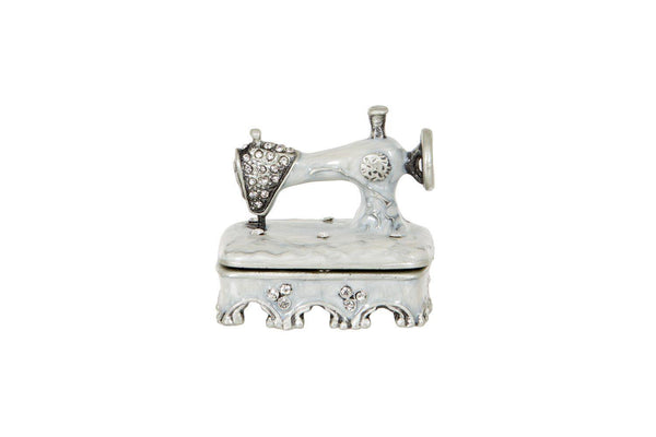 Sewing Machine Trinket Box Trinket Boxes FoxyAvenue
