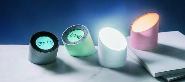 The Edge Light Alarm Clock Clocks Gingko