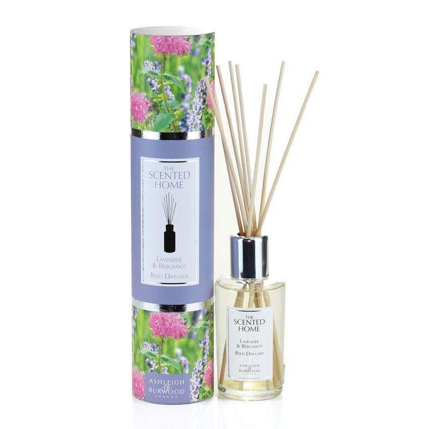 The Scented Home: Reed Diffuser - Lavender & Bergamot Diffusers Ashleigh & Burwood