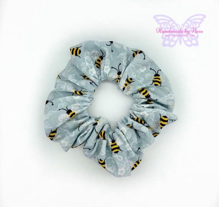 Busy Bee Scrunchie