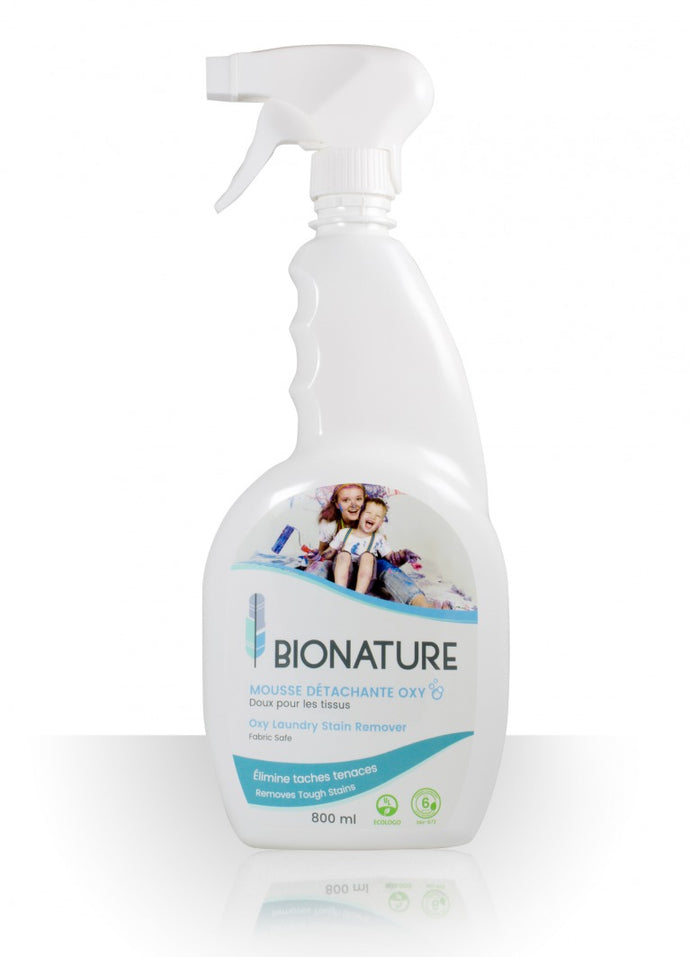 Bionature - Mousse détachante Oxy